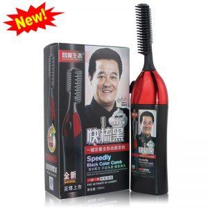 Lược nhuộm tóc thông minh 1 nút bấm thế hệ mới Hàn Quốc