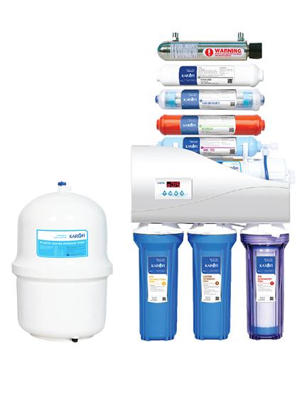 Máy lọc nước thông minh Karofi IRO 1.1 9 cấp